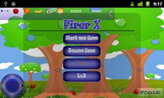 Screenshot of FirerX