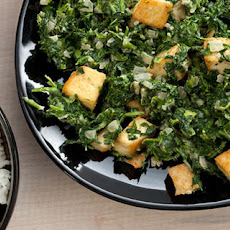 Saag with Tofu Recipe