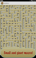 Screenshot of MultiMaze