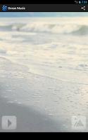 Screenshot of Ocean Music