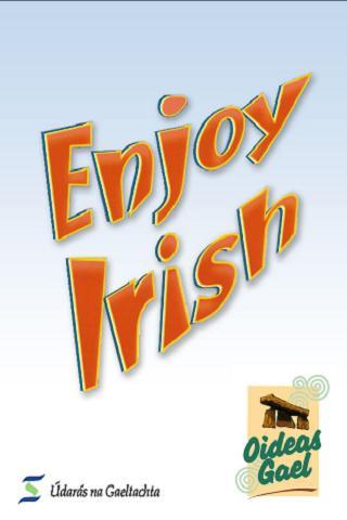 Enjoy Irish