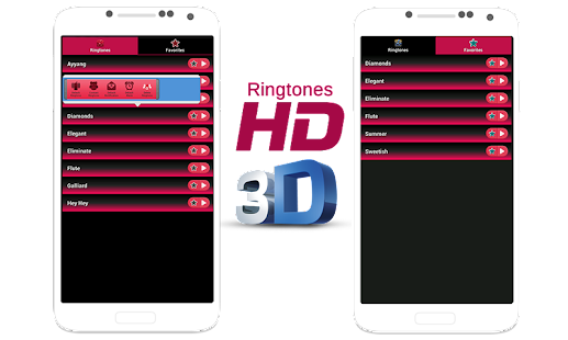 NextOne 3D Ringtones - screenshot