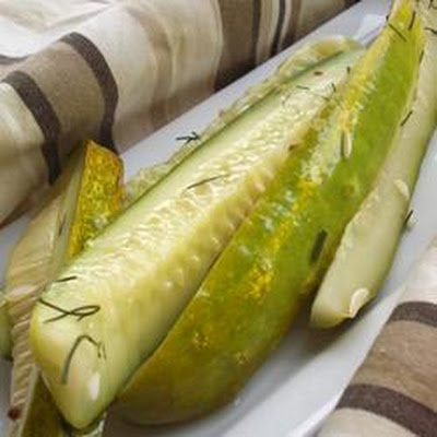 Refrigerator Dill Pickles With Dill Seed Recipes | Yummly