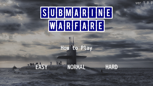 Submarine Warfare - screenshot