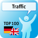 100 Traffic Keywords icon