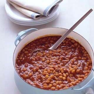 "Barbecue ""Baked"" Beans"