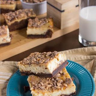 Toffee Cheesecake Bars Recipes