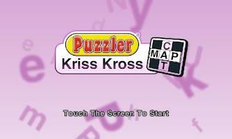 Screenshot of Puzzler Kriss Kross
