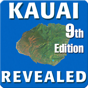 Cover art Kauai Revealed 9th Edition