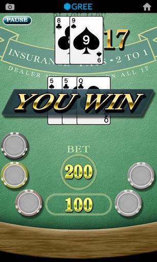 玩紙牌App|BLACK JACK by グリー免費|APP試玩