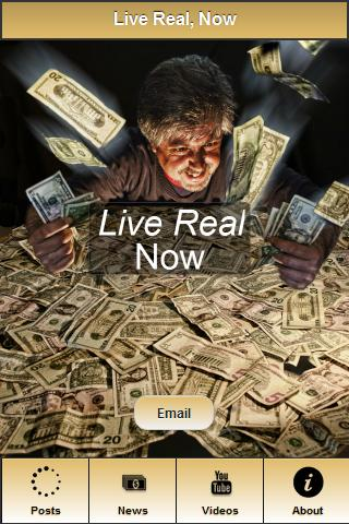 Live Real Now