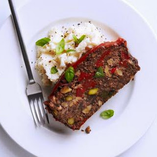 Classic Beef and Sausage Meatloaf