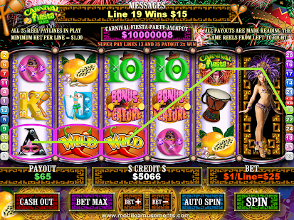 Game Carnival Fiesta Slots Rio Casino Party FREE apk for kindle fire