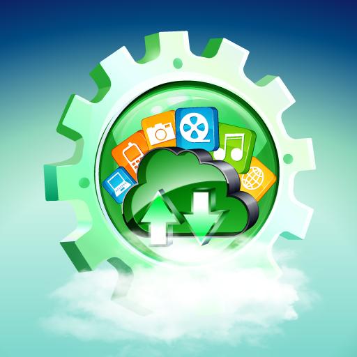 MyiSharing CloudSync Manager LOGO-APP點子