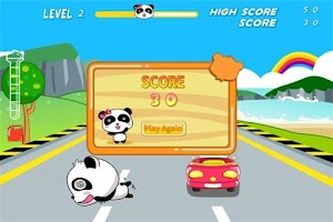 Screenshot of Let's Go Karting by BabyBus
