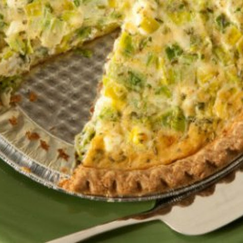and sorrel recipes dishmaps spring quiche with leeks and sorrel recipe ...