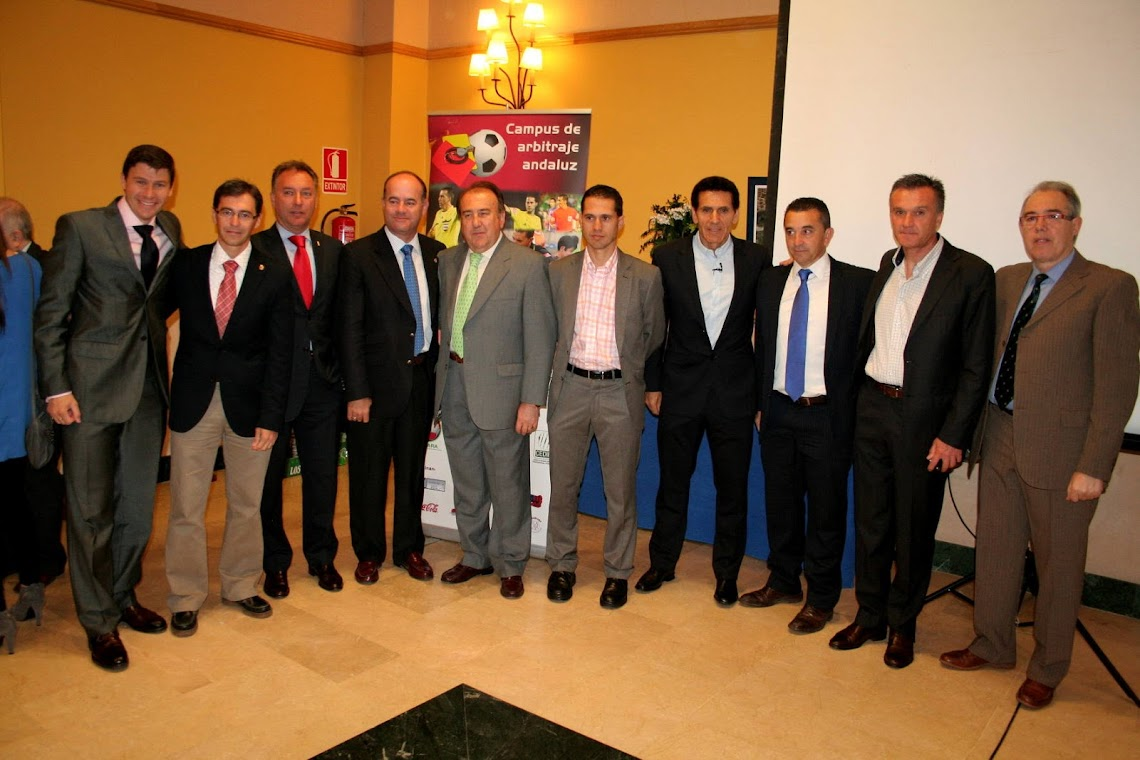 MORE THAN 700 REFEREES GATHER AT THE VII RETRAINING DAYS AT HOTEL ANTEQUERA