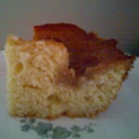 Honey Comb Coffee Cake