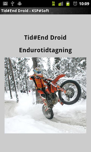 Tid End Droid