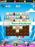 Screenshot of Sugar Rush HD