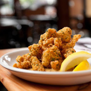 Crispy Fried Alligator