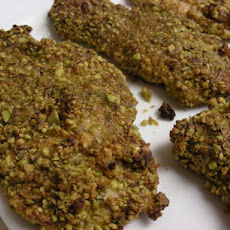 Pistachio Chicken Strips