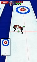 Screenshot of Curling3D