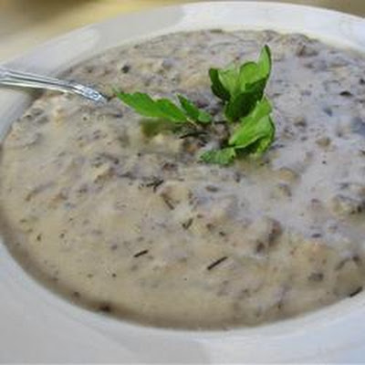 Cream of Mushroom Soup I