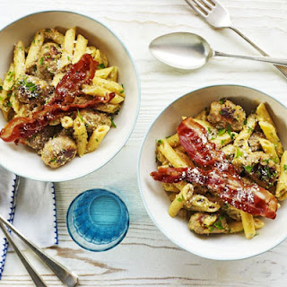 Sausage And Bacon Pasta Recipes