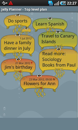 Jelly Planner