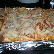 Baked Ziti My Way