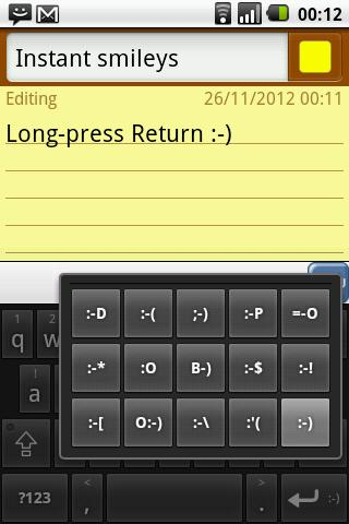 Flexpansion Keyboard FREE Screenshot 7