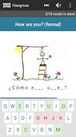 Screenshot of Sensei - Learn Spanish