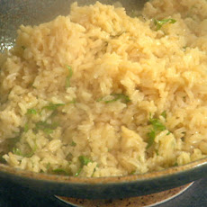 Mixed Herb Rice Pilaf
