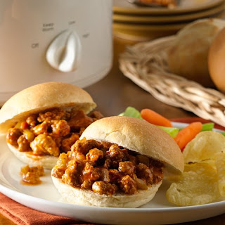 Slow-Cooker Sloppy Jane Sliders