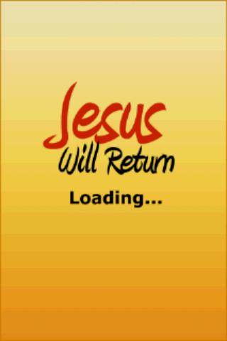 Jesus Christ Will Return