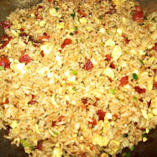 Easy and Fast Bacon Fried Rice