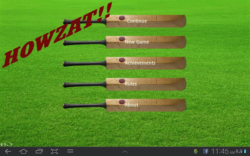 Howzat Cricket 2D