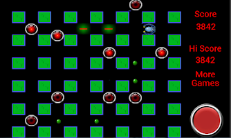 Screenshot of Maze Attack Pro