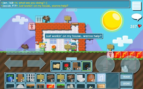 Growtopia apk screenshot