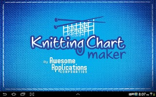 Screenshot of Knitting Chart Maker