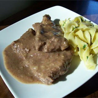 Baked Cube Steak Cream Of Mushroom Soup Recipes