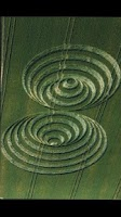 Screenshot of Crop Circle Wallpapers