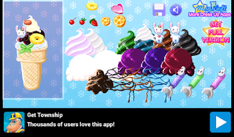 Screenshot of Ice Cream Maker Lite