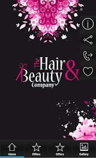 The Hair and Beauty Co - screenshot