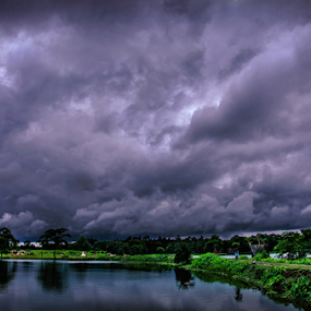 by Rupam Chakraborty - Landscapes Cloud Formations (  )