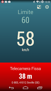 Speed Cameras Italy - Alerts - screenshot