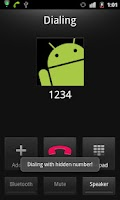 Screenshot of Hide Number (Caller Id)