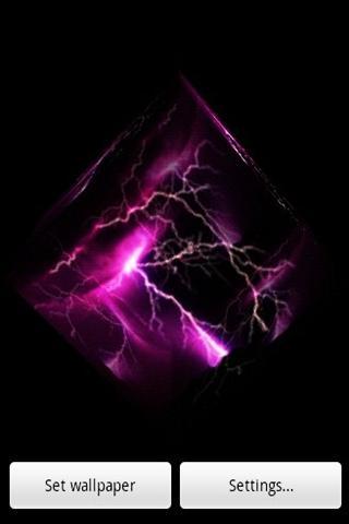 三維閃電 008