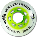 Penalty Timer for Roller Derby icon